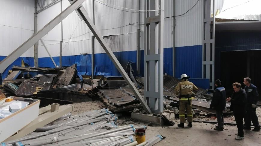 Число погибших при взрыве на стройке в Мценске выросло до пяти