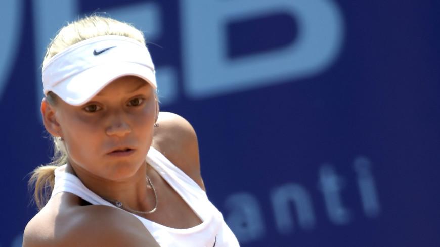 Казахстанская теннисистка Рыбакина выиграла турнир в Астралии