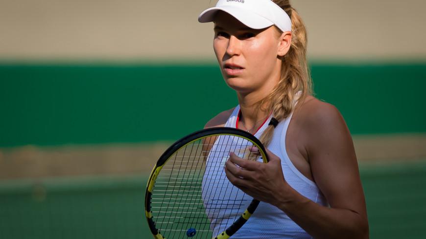 Спортдайджест: завершение карьеры теннисистки Возняцки и вылет с трассы Тянака