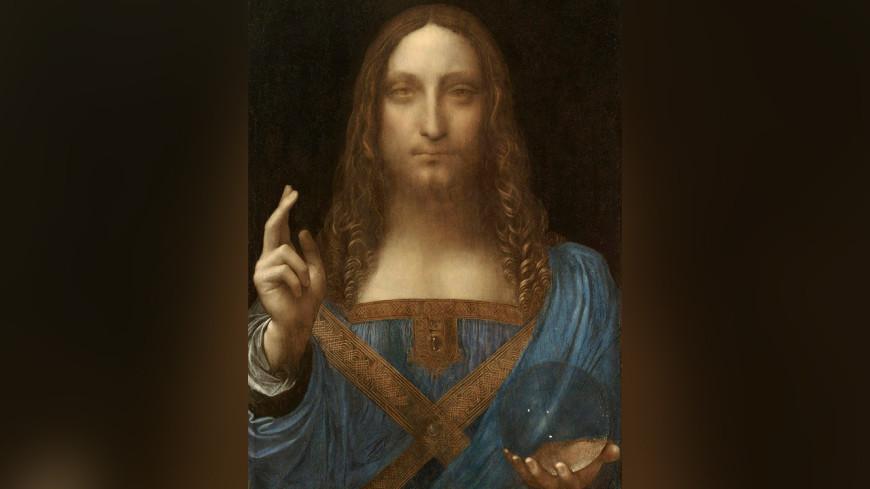 Найдено объяснение прозрачному шару на картине да Винчи «Спаситель мира»