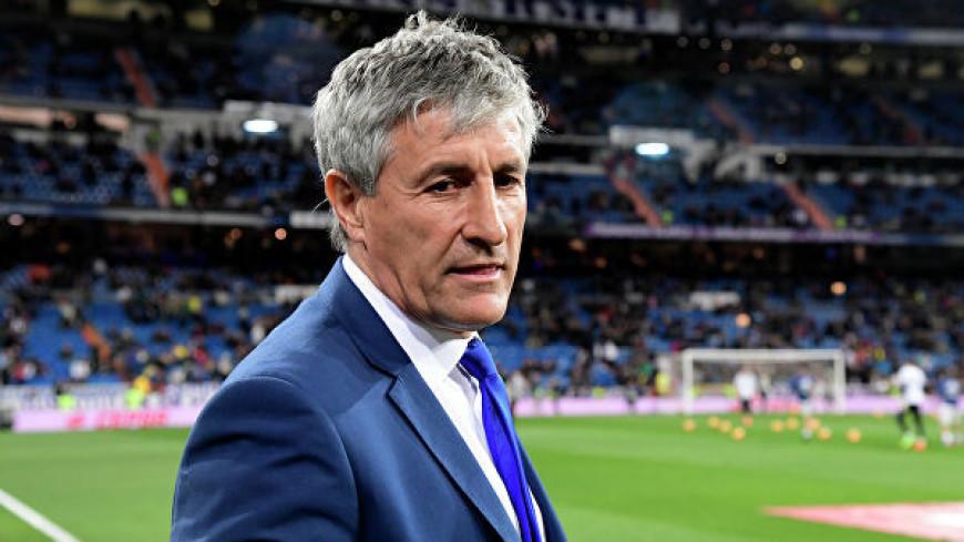Новым главным тренером «Барселоны» стал Кике Сетьен