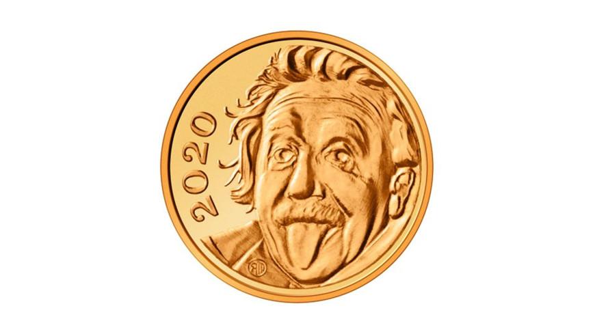 Самую маленькую в мире монету отчеканили в Швейцарии