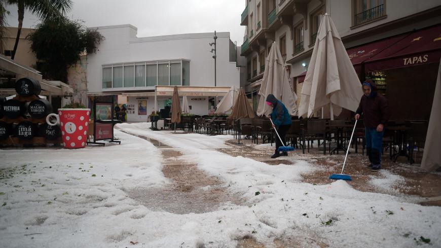 В Испании шторм «Глория» унес жизни более десяти человек