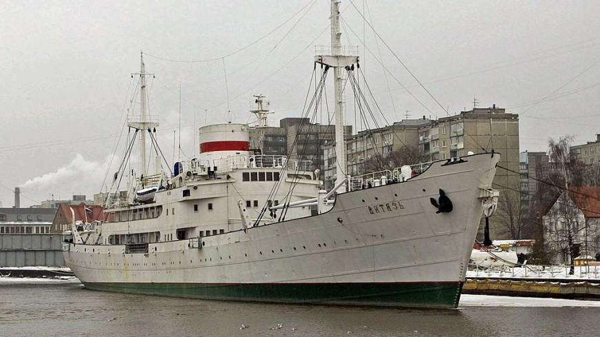 Измерившее Марианскую впадину судно открыли для туристов