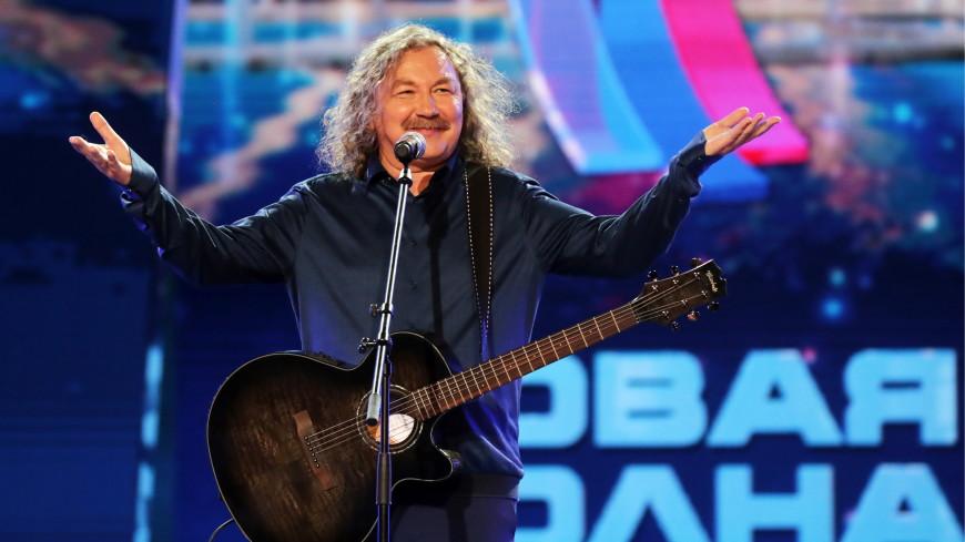 Путин поздравил композитора и певца Игоря Николаева с 60-летием