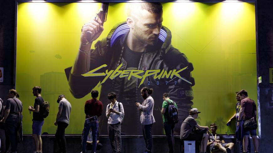 Выход игры Cyberpunk 2077 перенесли