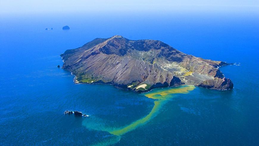 Число жертв извержения вулкана в Новой Зеландии возросло до 20