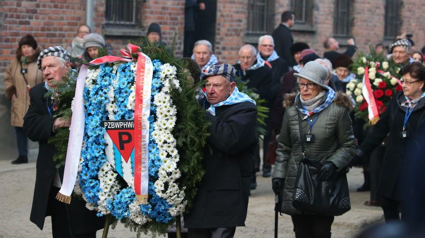 В Польше начались памятные мероприятия к 75-летию освобождения Освенцима