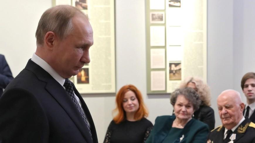 Путин одобрил идею создания мобильного приложения для помощи ветеранам