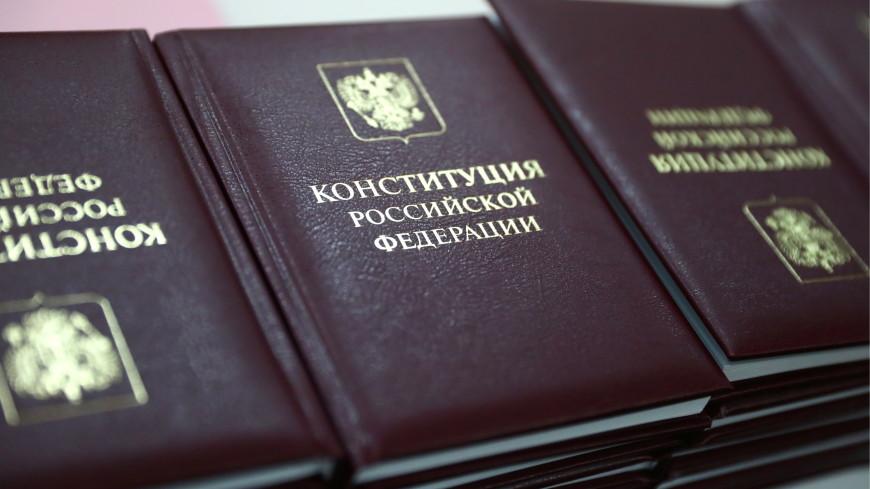 Путин сообщил о 900 предложениях по поправкам в Конституцию