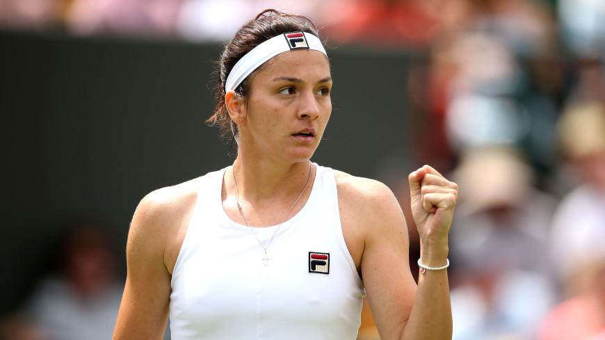 Гаспарян в первом круге Australian Open проиграла гречанке Саккари