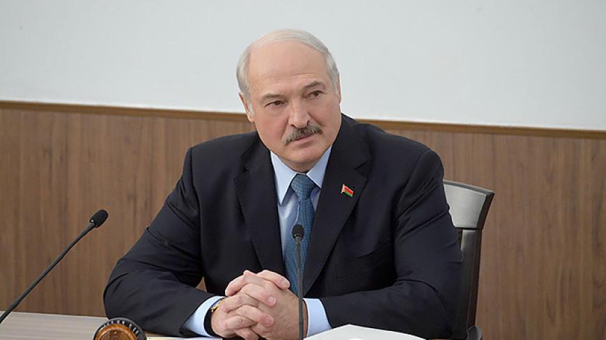 Лукашенко поручил подписать соглашение с Казахстаном по нефти