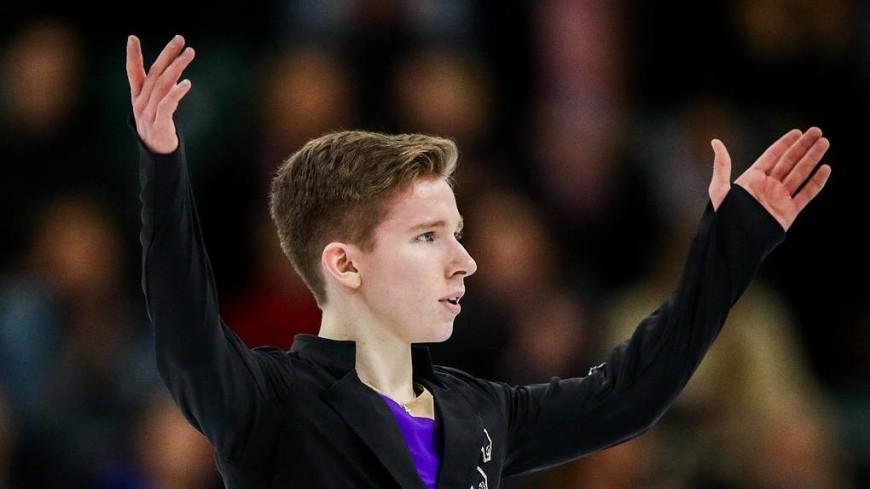 Российский фигурист Мозалев завоевал серебро на юношеских Олимпийских играх