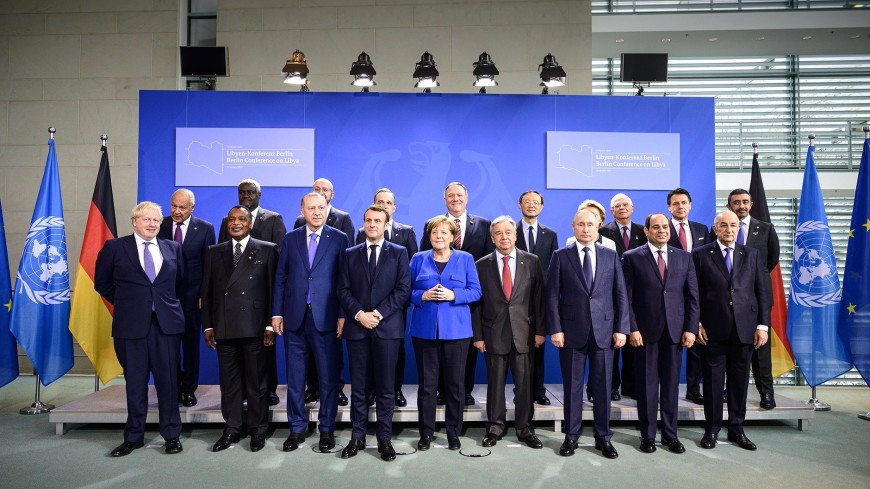 Гутерреш: Берлинская конференция устранила риск обострения конфликта в Ливии