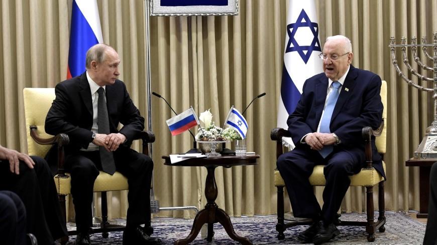 Путин: Мы знаем, чем заканчивается антисемитизм, – Освенцимом