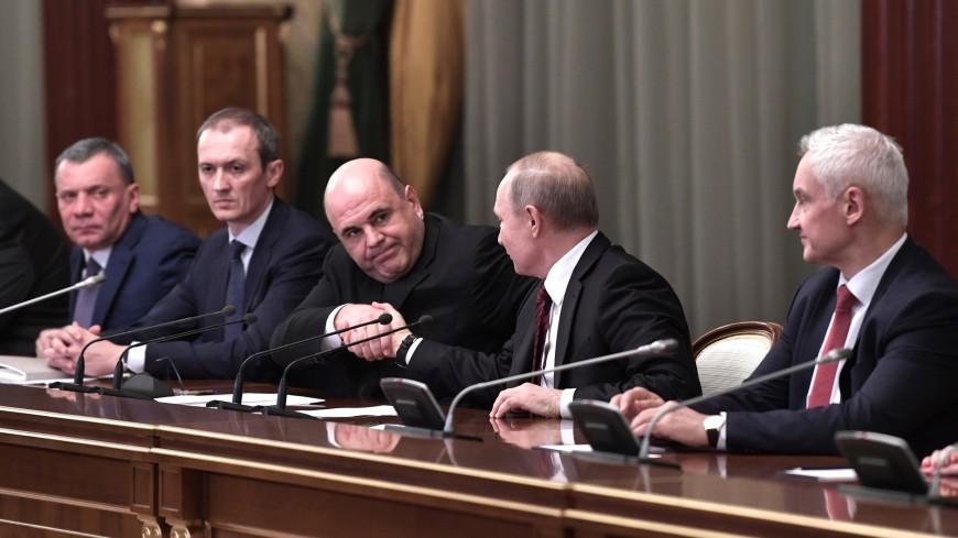 Песков: Достижение поставленных Путиным задач требует от правительства максимальной эффективности