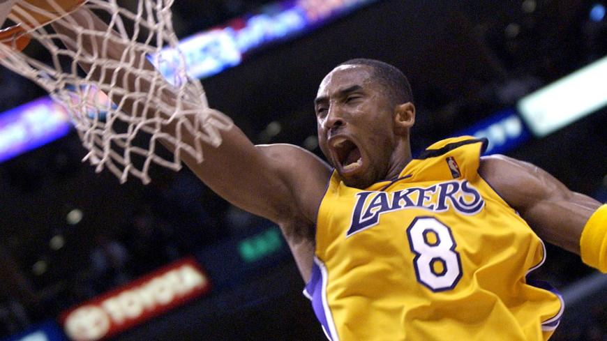 Коби Брайант попал в Зал славы баскетбола