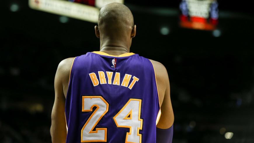 Крушение американской мечты: год назад погиб баскетболист Коби Брайант