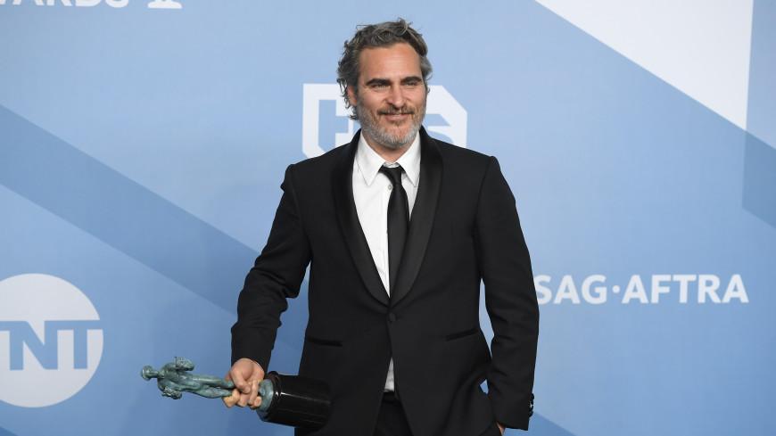 Феникс получил премию Гильдии киноактеров США за лучшую роль