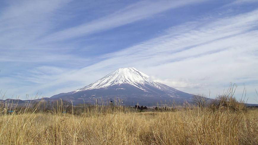 В Японии на лето закрыли маршруты подъема на Фудзияму