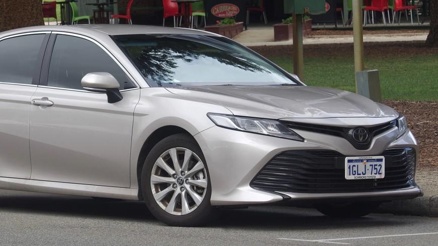 Стали известны популярные японские машины в России