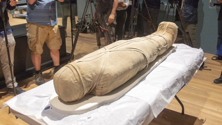 У 500-летних мумий обнаружили атеросклероз