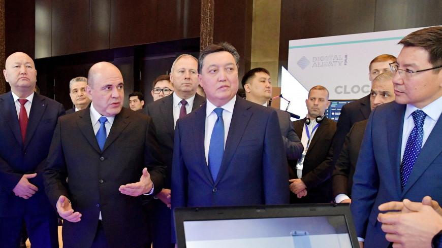 Мамин: Странам ЕАЭС следует выработать общие правила в сфере цифровизации
