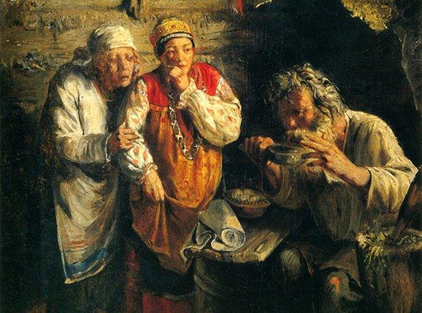 Кем были знахари на Руси?