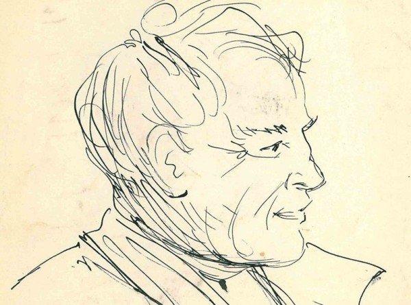В честь юбилея Победы открылась выставка работ Амшея Нюренберга в Музее Востока