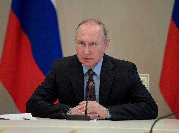 Путин: России удалось в пандемию COVID-19 не допустить роста безработицы