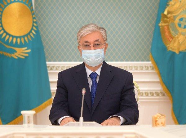 В Казахстане 13 июля объявлен днем национального траура по умершим от коронавируса