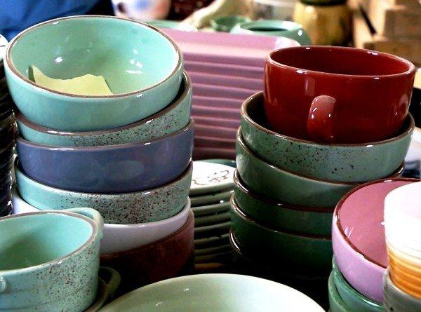 Как производят керамику?
