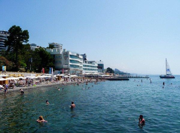 Крым возглавил рейтинг самых популярных курортов для лечения в России