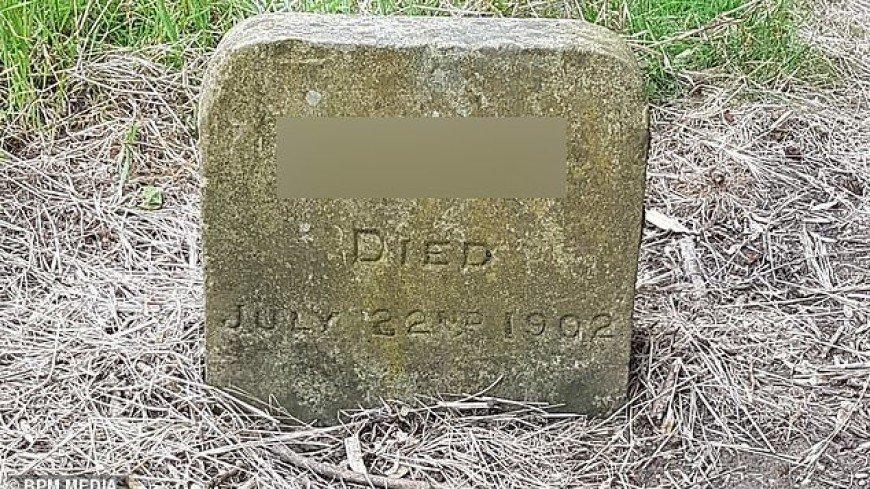 Британцы снесли надгробие псу Ниггеру, установленное 120 лет назад