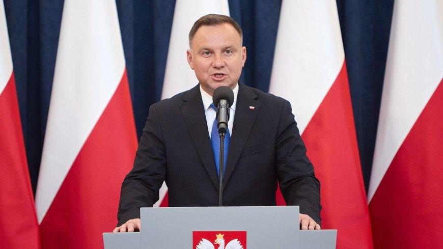 Экзитпол: президентом Польши на второй срок переизбран Дуда