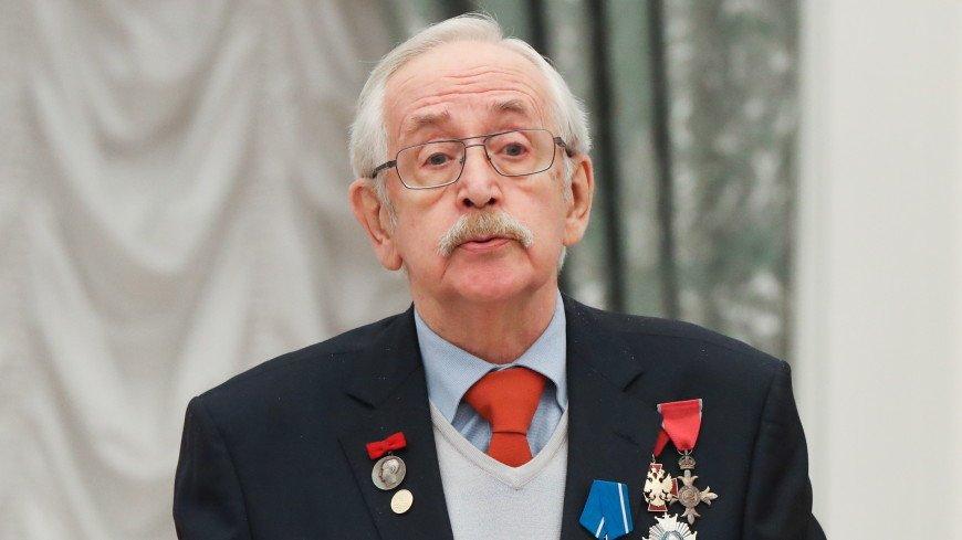 Путин и Мишустин поздравили актера Василия Ливанова с 85-летием