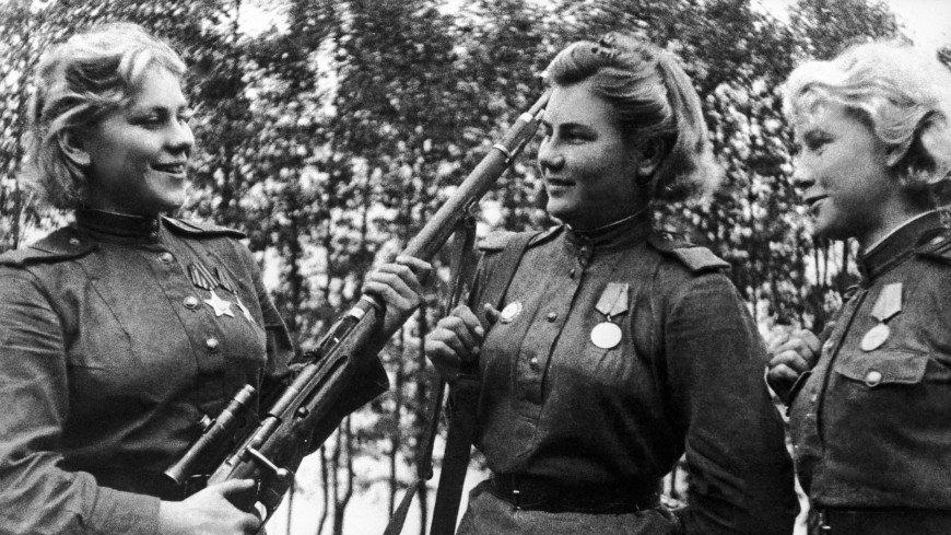 «Невидимый ужас Восточной Пруссии»: Роза Шанина и еще 5 снайперш Великой Отечественной