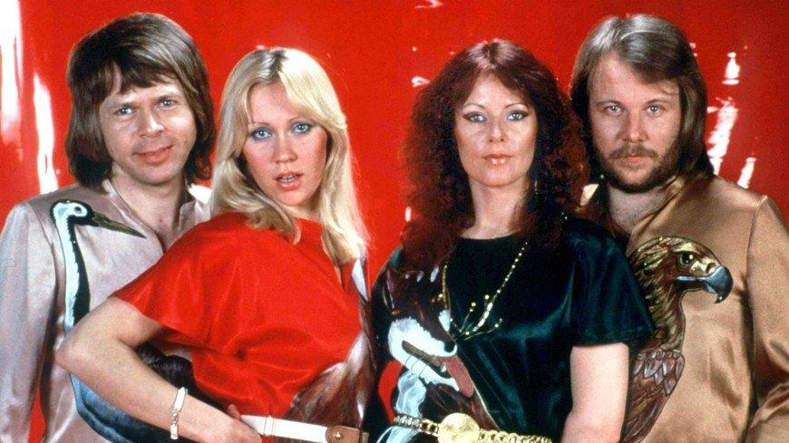 Легендарная группа ABBA представит новые песни в 2021 году