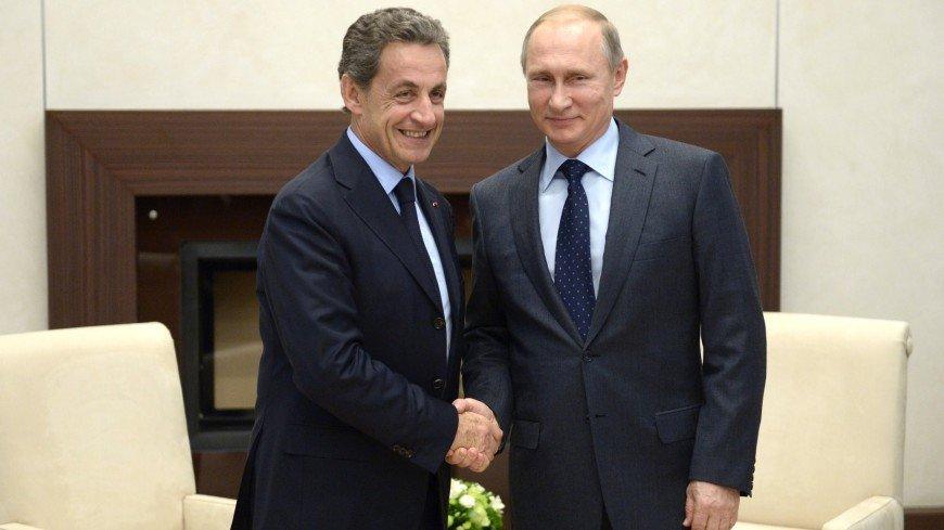 Борьба за шоколадку: Саркози в своей книге рассказал о знакомстве с Путиным