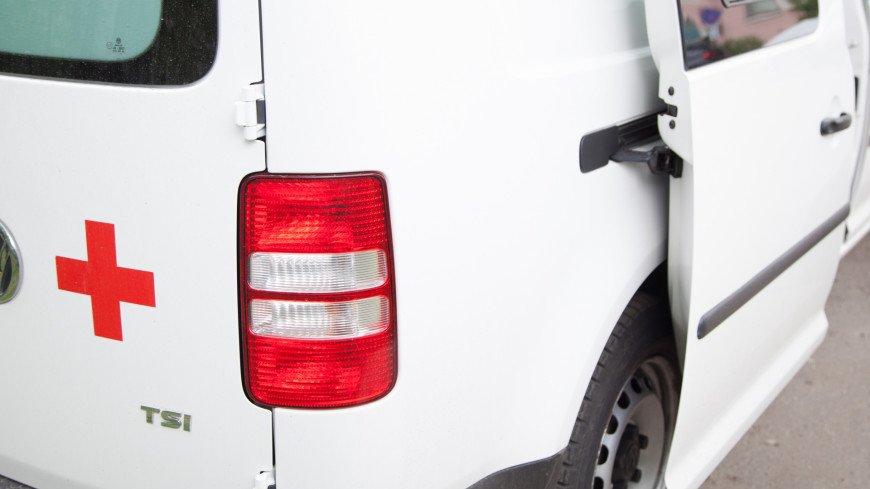 Микроавтобус столкнулся с грузовиком в Крыму: есть погибшие