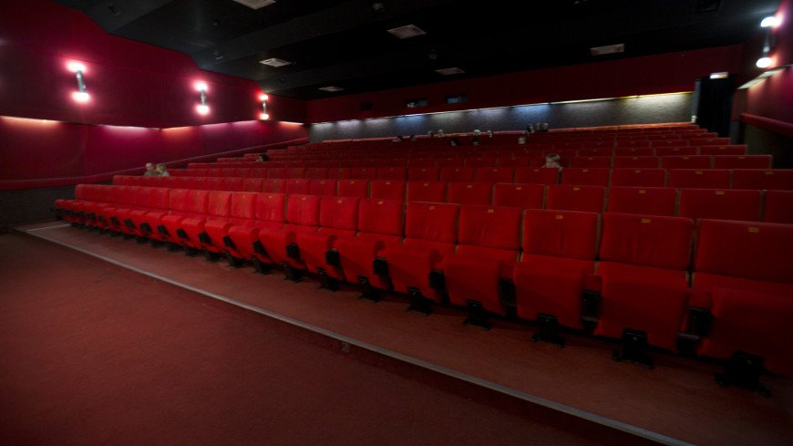 В Подмосковье кинотеатры откроются с 1 августа