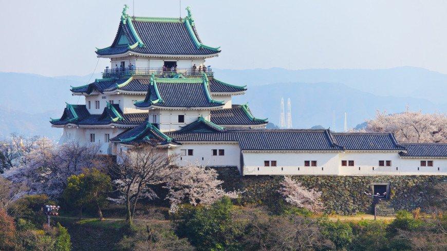 ниндзя, самруй, кансай, осака, пекин, замок, строение, форт, восточная азия, азия, дворец, культура японии, культура китая, япония, туризм, путешествия, архитектура, достопримечательность