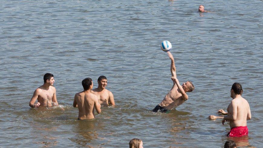 """Фото: Татьяна Константинова, """"«Мир 24»"""":http://mir24.tv/, пляж, лето, река"""