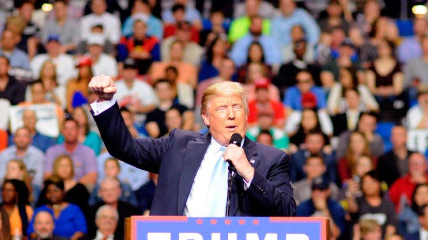 Трамп выступил с речью в честь Дня независимости США
