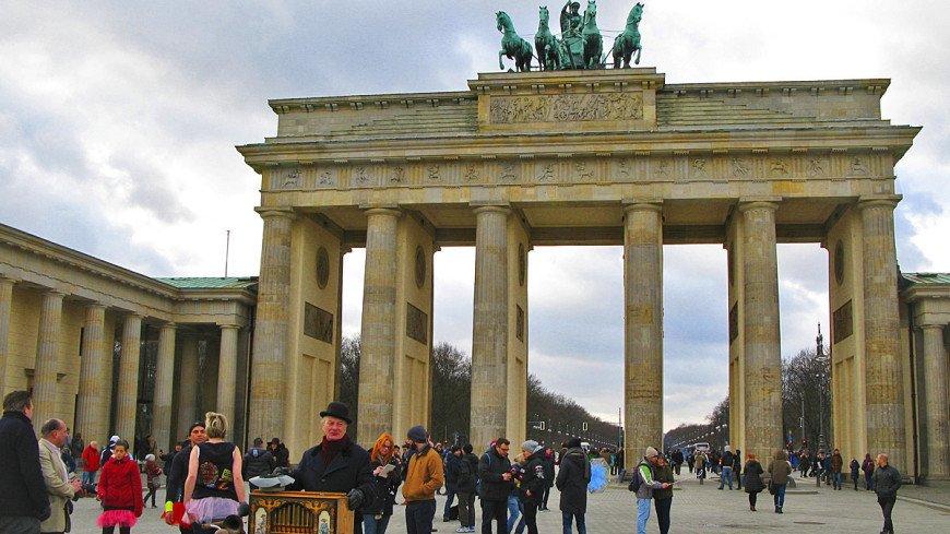Министр экономики Германии ждет восстановления страны к осени