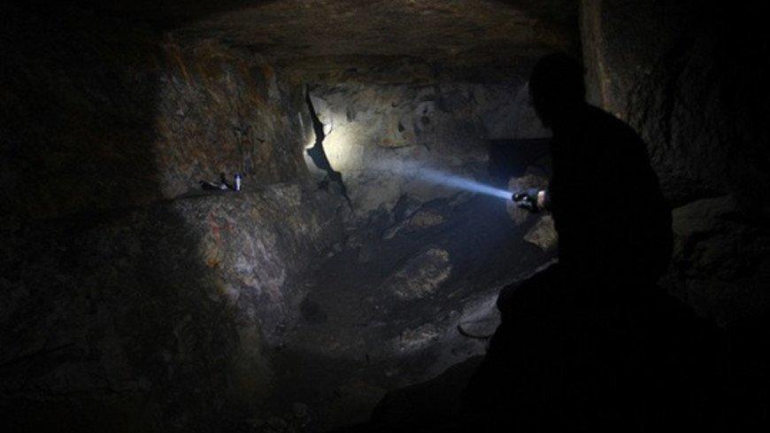 На Урале нашли логово пещерного льва