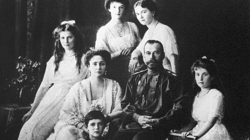 СКР раскрыл подробности убийства царской семьи