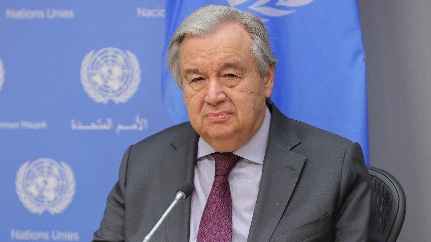 Генсек ООН поздравил Байдена с победой на выборах президента в США