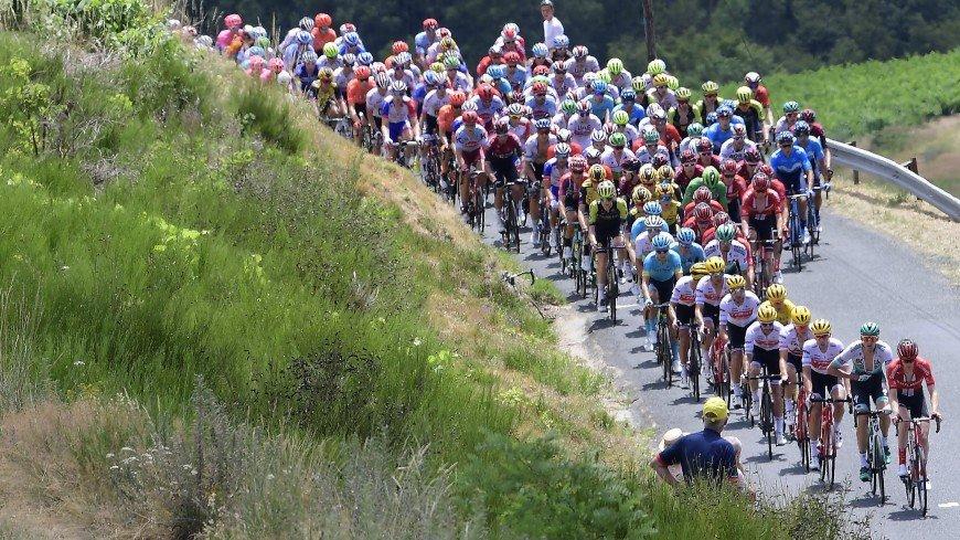 В виртуальном «Тур де Франс» примут участие велогонщики из Казахстана