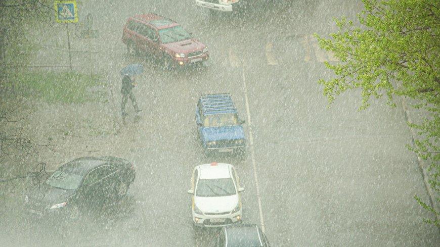 Эксперт рассказал о безопасном управлении автомобилем в дождь